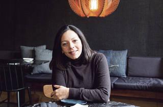 Fabiola Layret, sushi woman i propietària del Robata