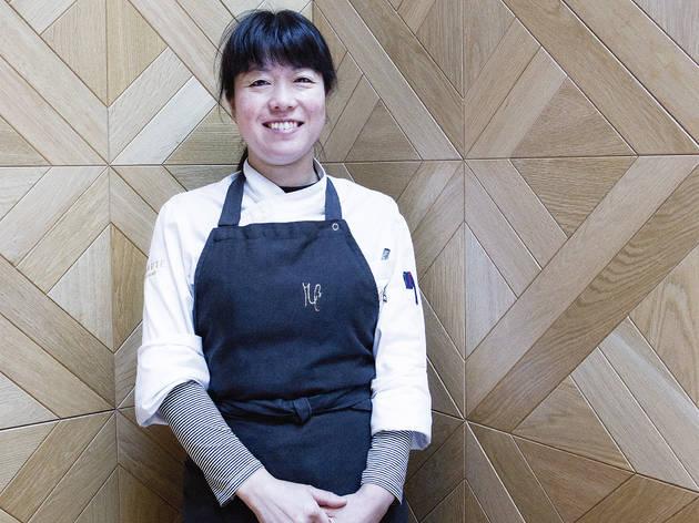Kioko Li, cap de partida de peix al Michelin Lasarte