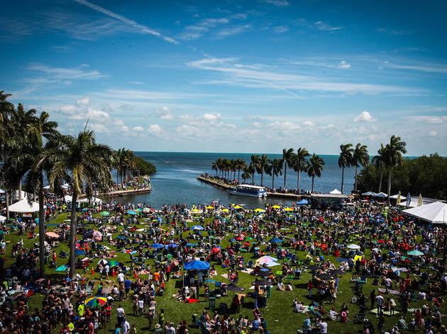 Deering Seafood Festival
