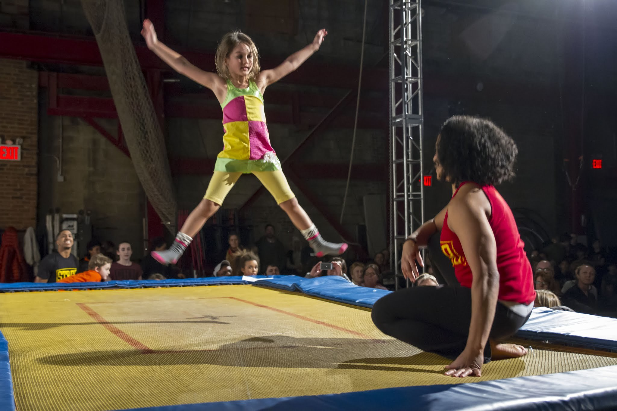 Trampoline parks in NYC