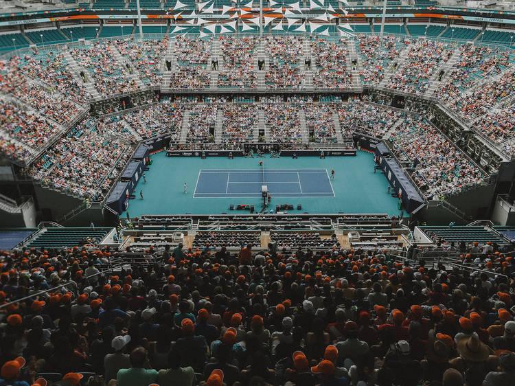 Miami Open - CANCELED