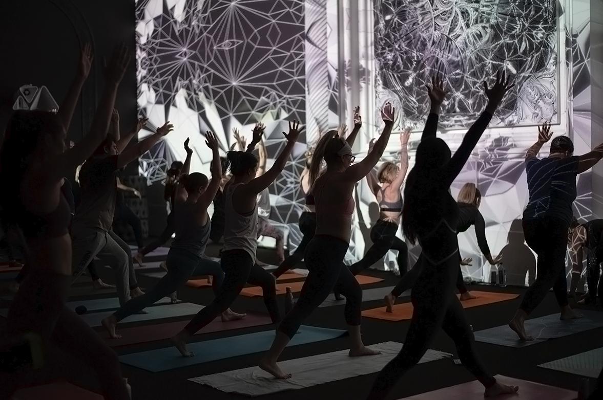 sputnik disco yoga
