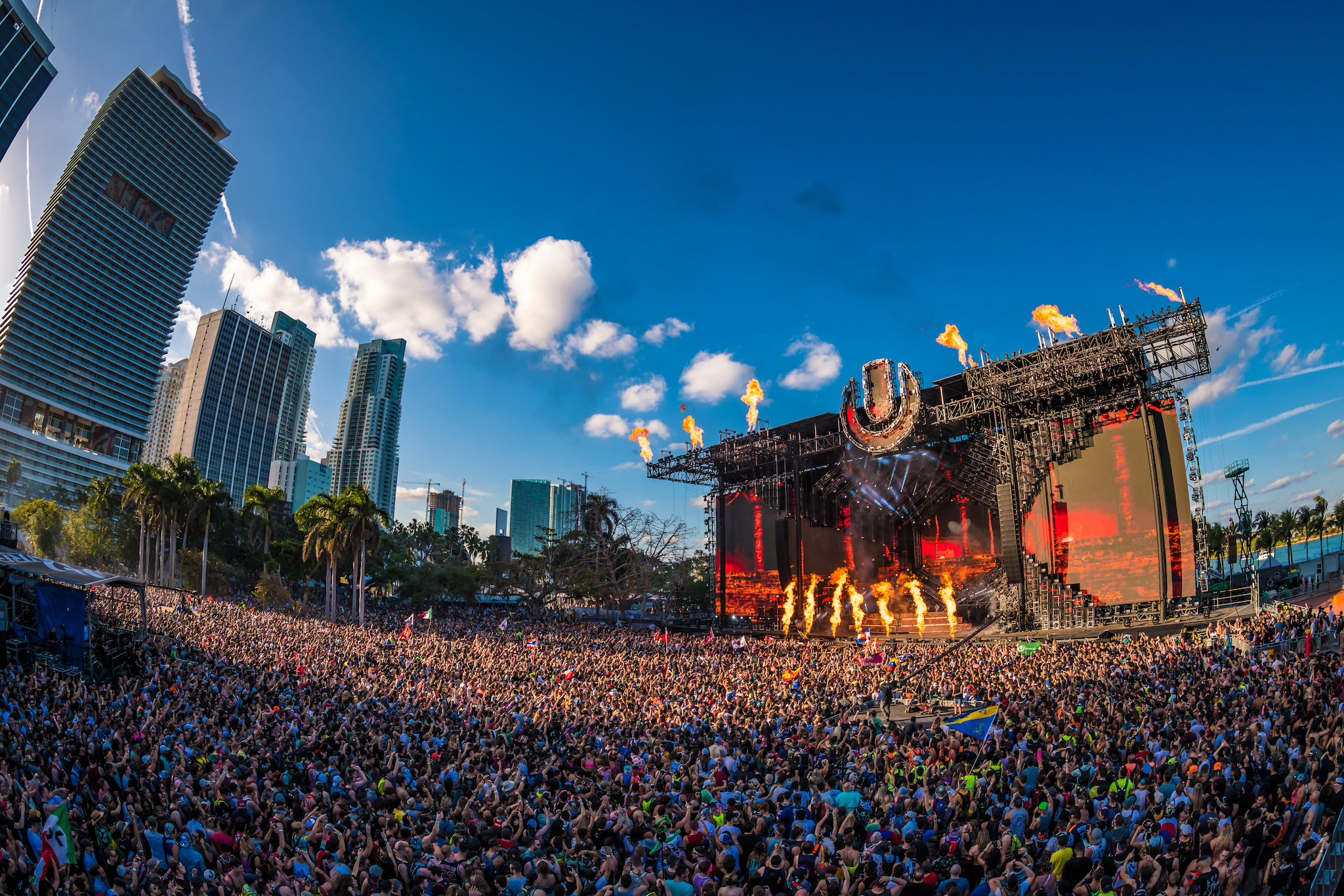 How will Coronavirus affect Miami's Ultra Music Festival 2020?