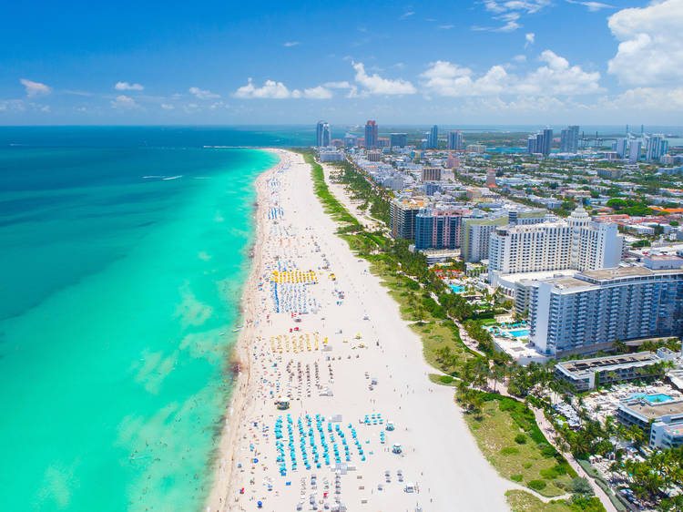 The absolute best Miami beaches for every type of sunbather
