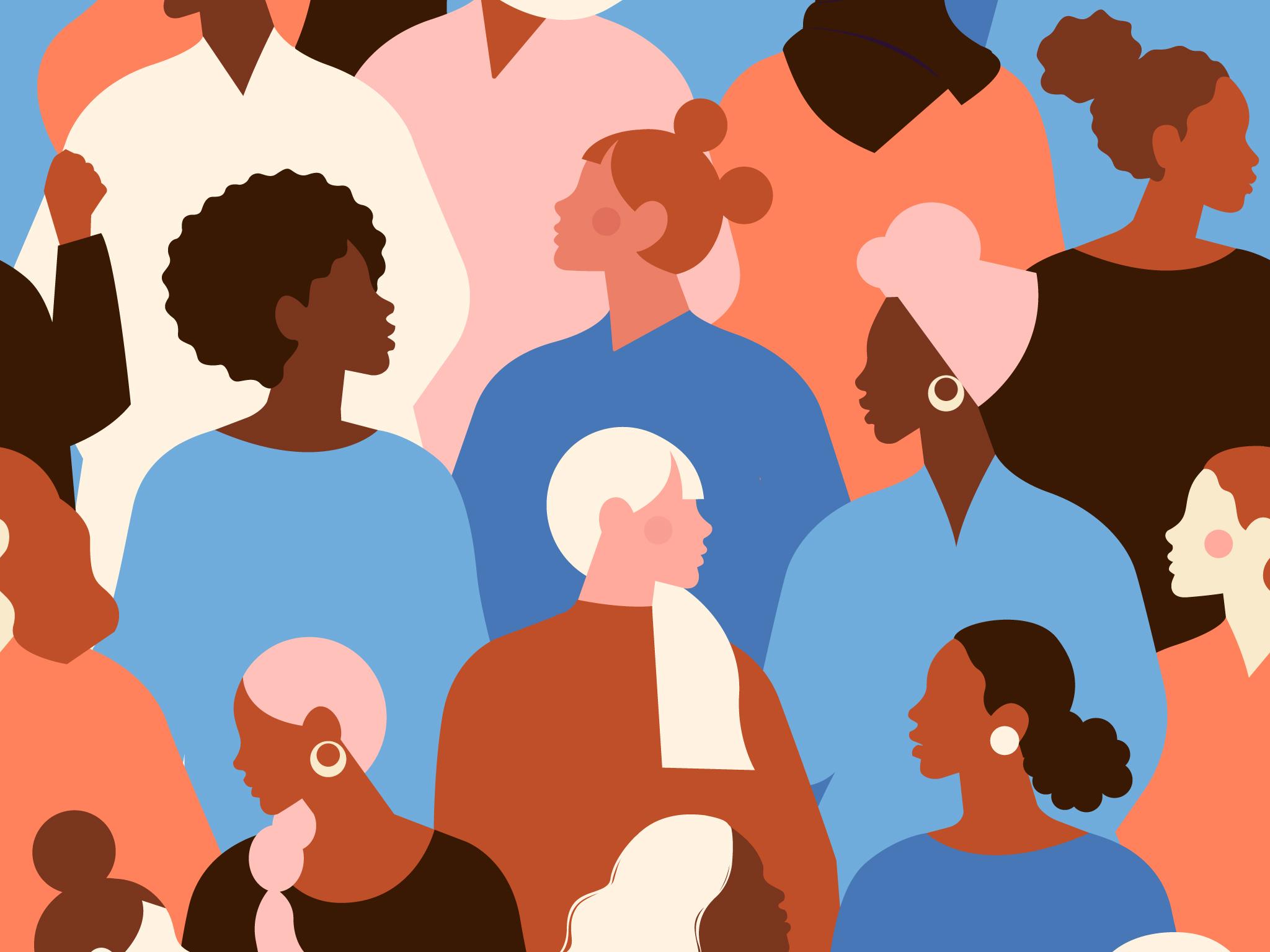 Día Internacional de la Mujer en la CDMX