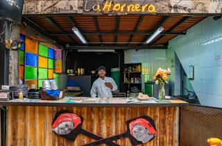 La Mera Obrera: mercado gastronómico de mujeres en la Obrera