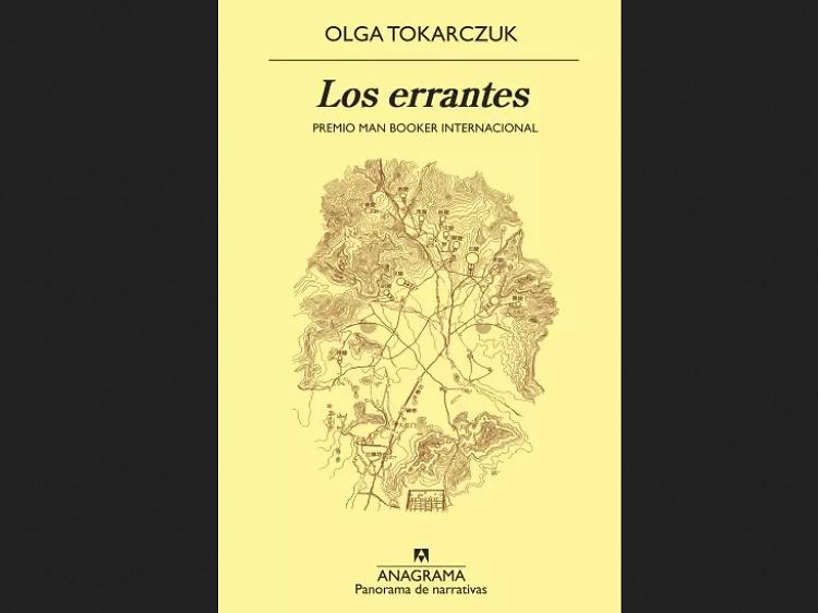 'Los errantes', de Olga Tokarczuk