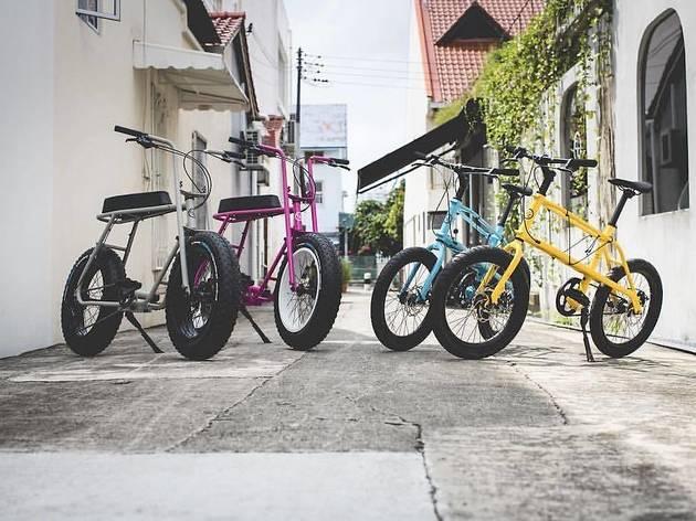 Coast Cycles