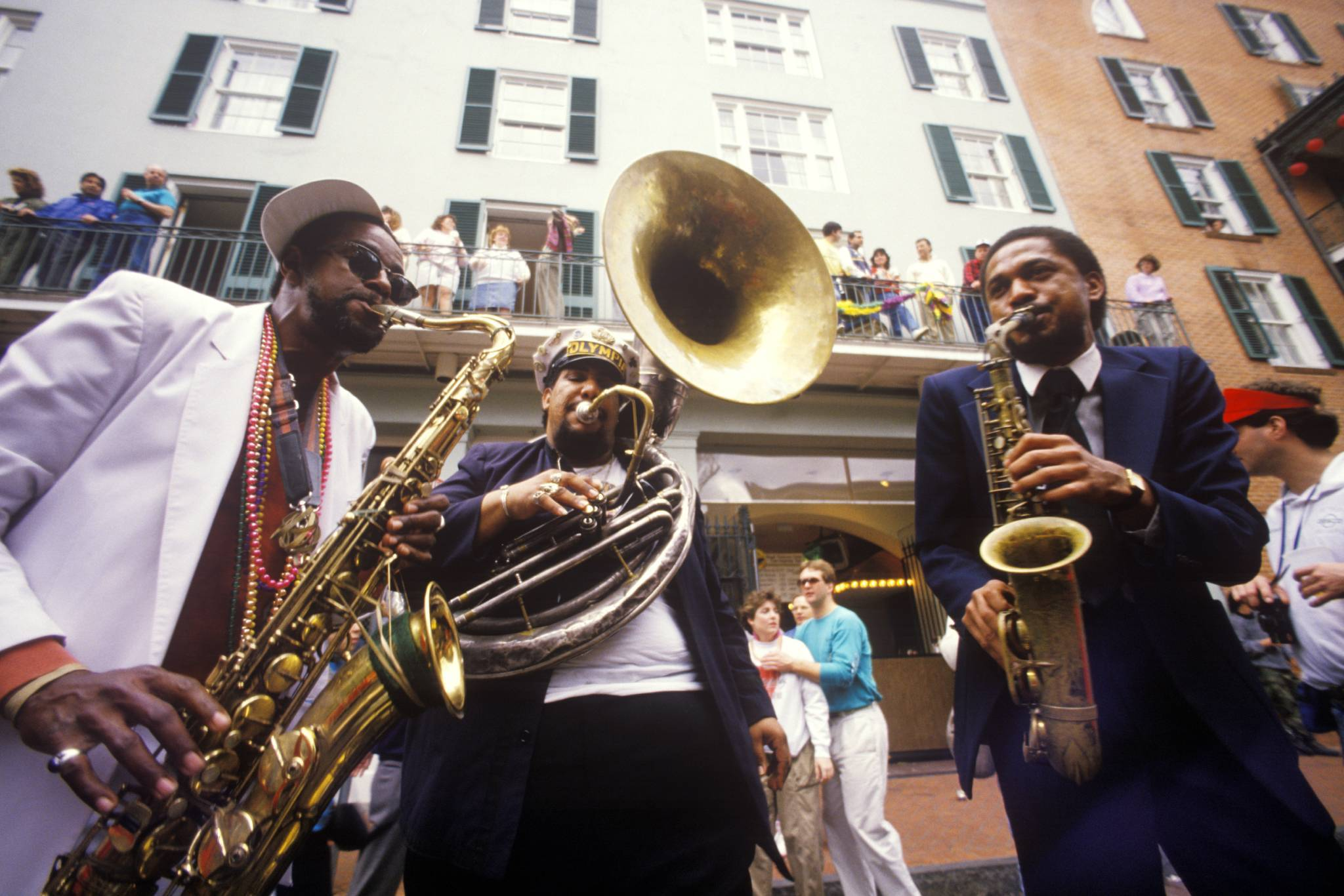Where to listen to jazz in New Orleans