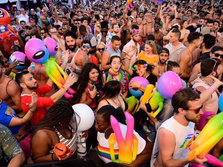 Miami Beach Gay Pride - POSTPONED