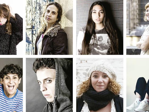 8 dones imprescindibles del món de les arts i la cultura