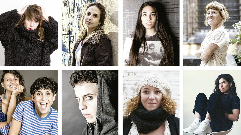 8 mujeres imprescindibles del arte y la cultura