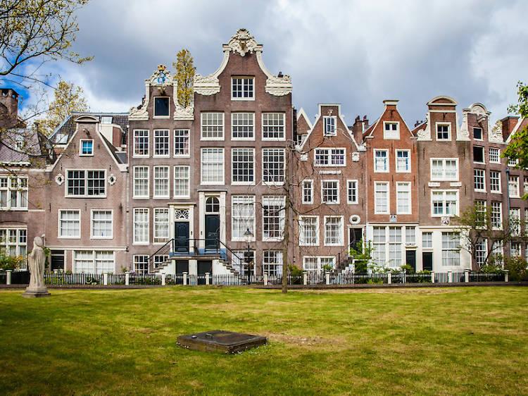 Amsterdam, fer història