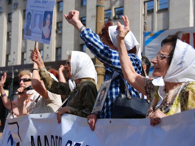 Buenos Aires, en lluita