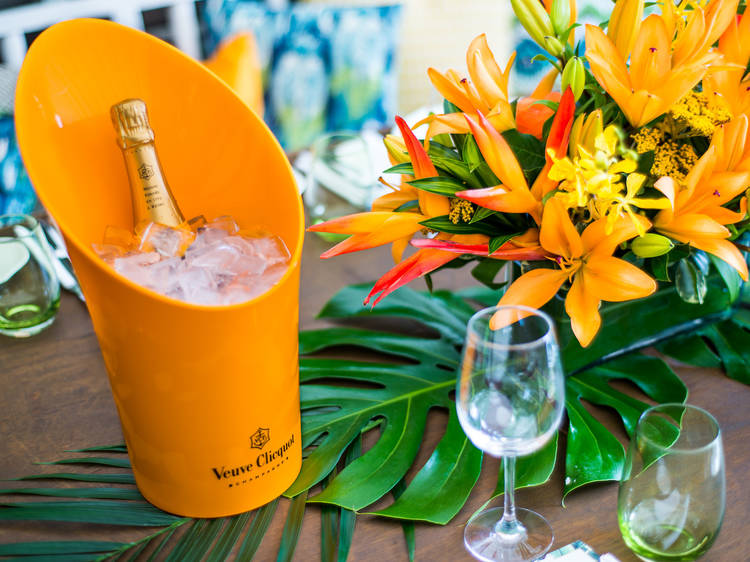 UPDATE: Veuve Clicquot's epic party weekend is postponed