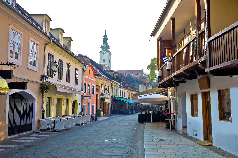 Large earthquake hits Zagreb