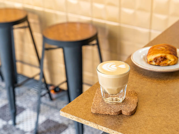 220 Panadería: pan de masa madre y café de especialidad en la San Rafael