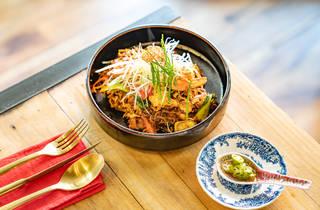 Daneg Asian Kitchen: cocina asiática, oriental, japonesa