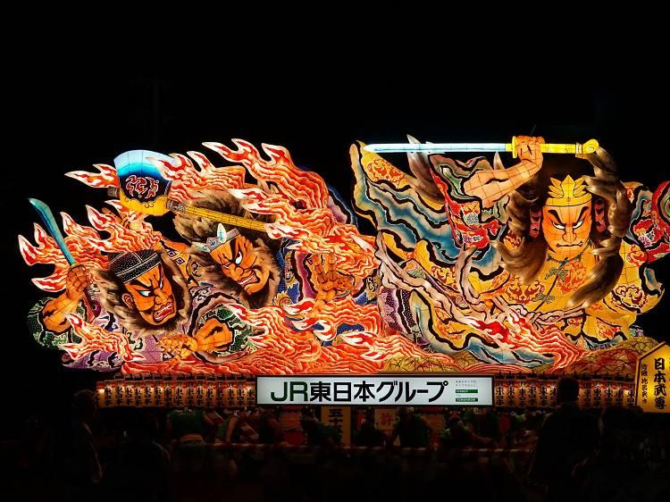 Aomori Nebuta Festival, Aomori