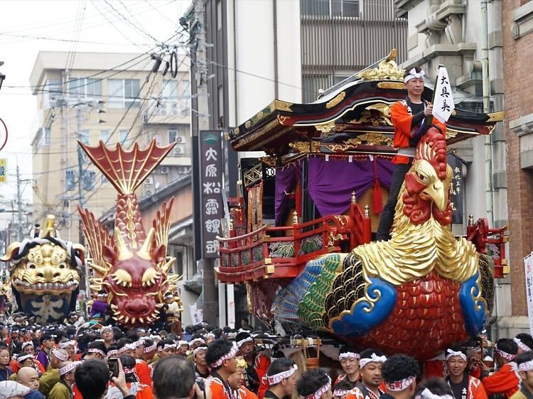 Karatsu Kunchi Festival, Saga