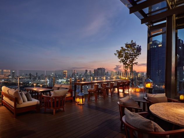 Spectrum at Hyatt Regency Bangkok Sukhumvit