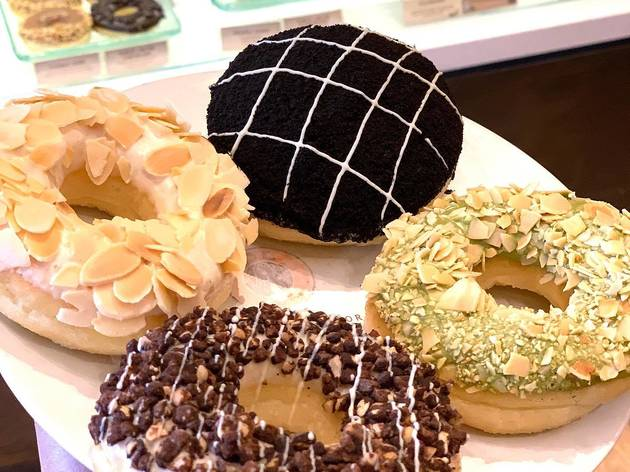 J.CO Coffee & Doughnuts