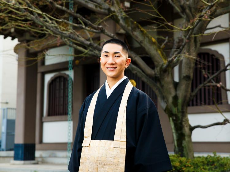 Kodo Nishimura: Buddhist monk, makeup artist, LGBTQ+ advocate