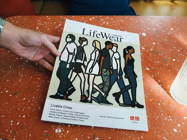 อย่าลืมหยิบ! 'Lifewear' นิตยสารฟรีจากยูนิโคล่ ที่ตีพิมพ์เพียงปีละ 2 ครั้งเท่านั้น