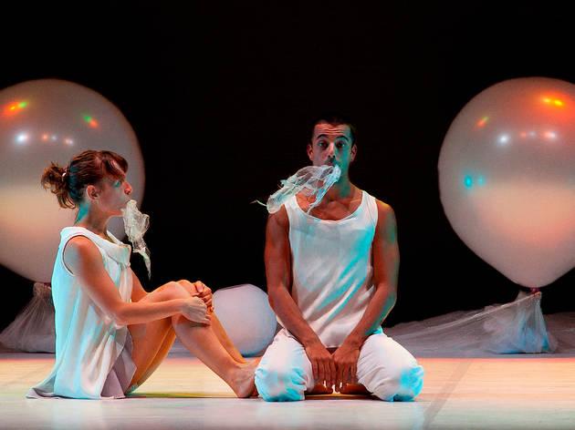 Espectacle de dansa Río de Luna