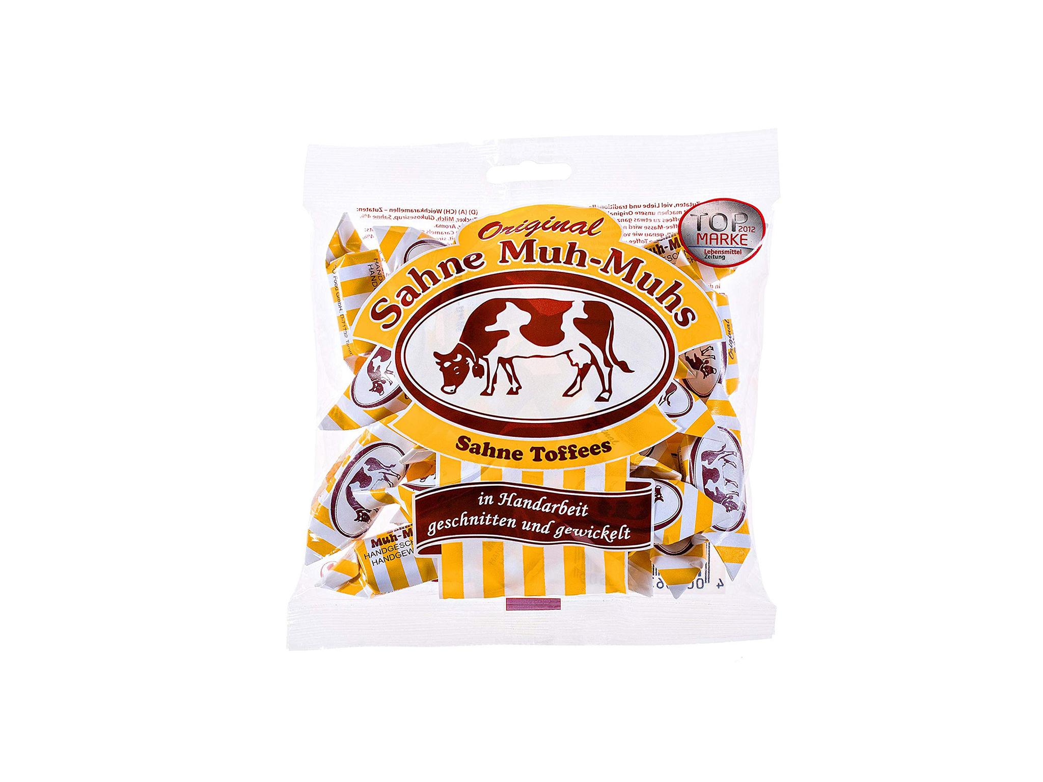 Doces, Original Sahne Muh-Muhs