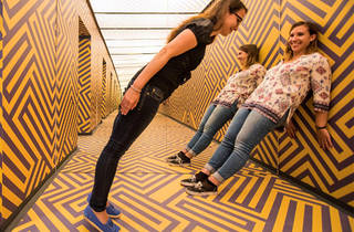 Museum of Illusion em Zabreg