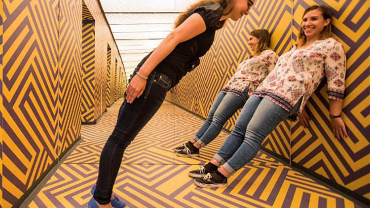 Museum of Illusion em Zabreg