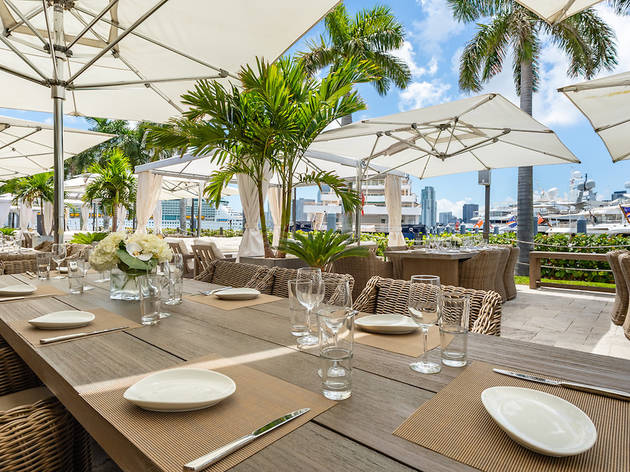 The Deck At Island Gardens Restaurants In Miami Miami