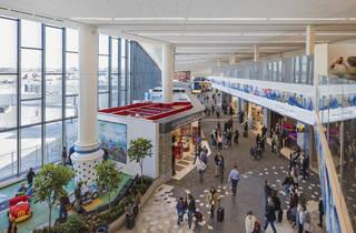 LaGuardia Airport Terminal B, Location: Queens, New York, LaGuar
