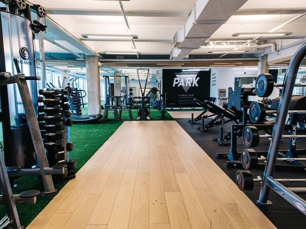 Victoria Park Fitness Club