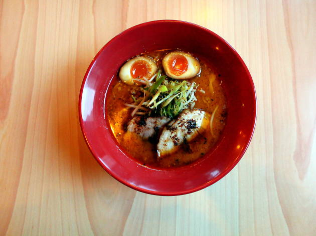 Spicy Miso Ajitama