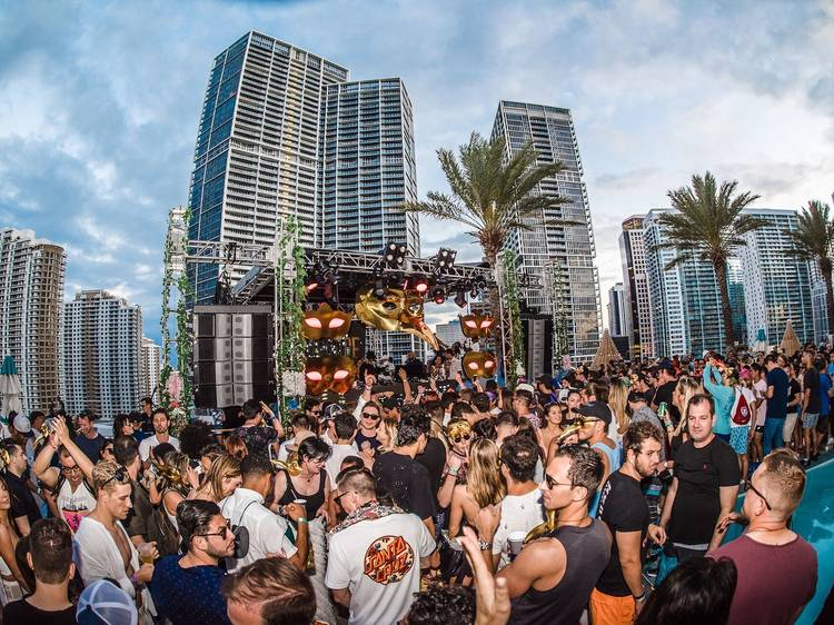 Miami Music Week 2020 pool parties - CANCELED
