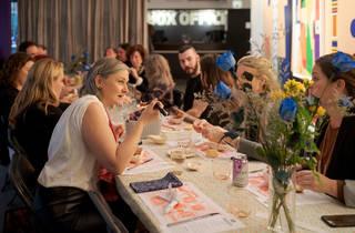 THE FEMINIST DINNER PARTY