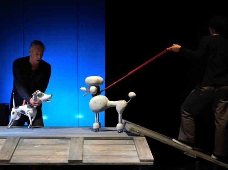 Teatro de marionetas en el Centro Cultural España