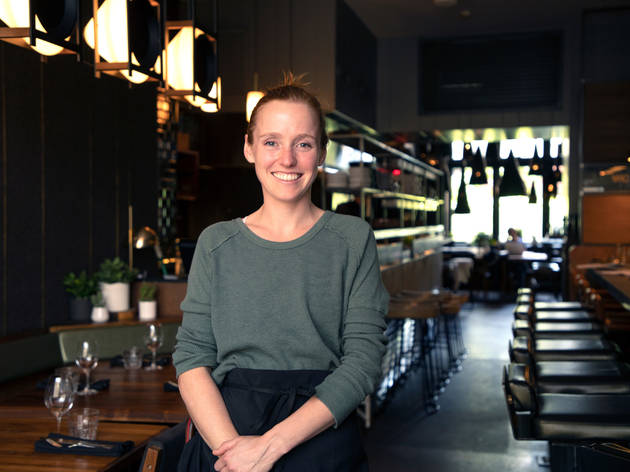 Time Out Market Montréal interviews: Chef Leigh Roper