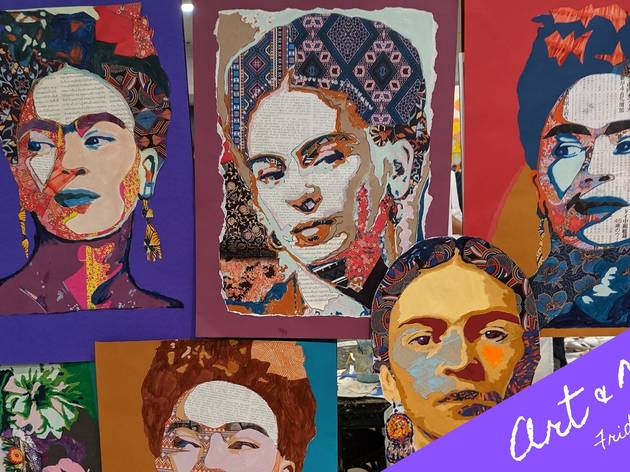 Art & Wine: Frida Kahlo