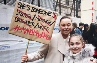 In pictures: Londoners came out in force at the International Women's Day rally