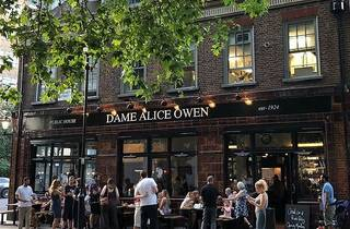 Dame Alice Owen Pub