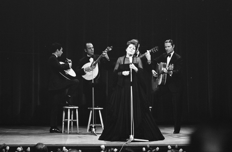Fadistas contemporâneas sobem ao Coliseu de Lisboa para cantar Amália