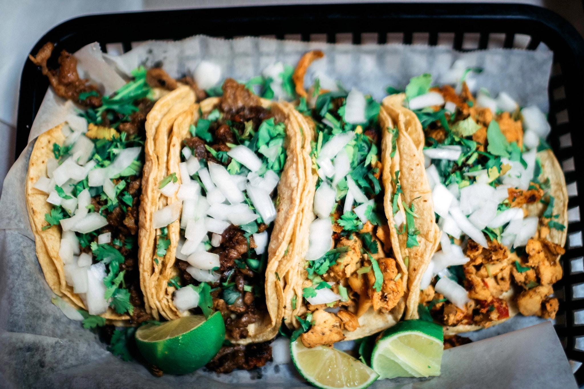 Tacos stock
