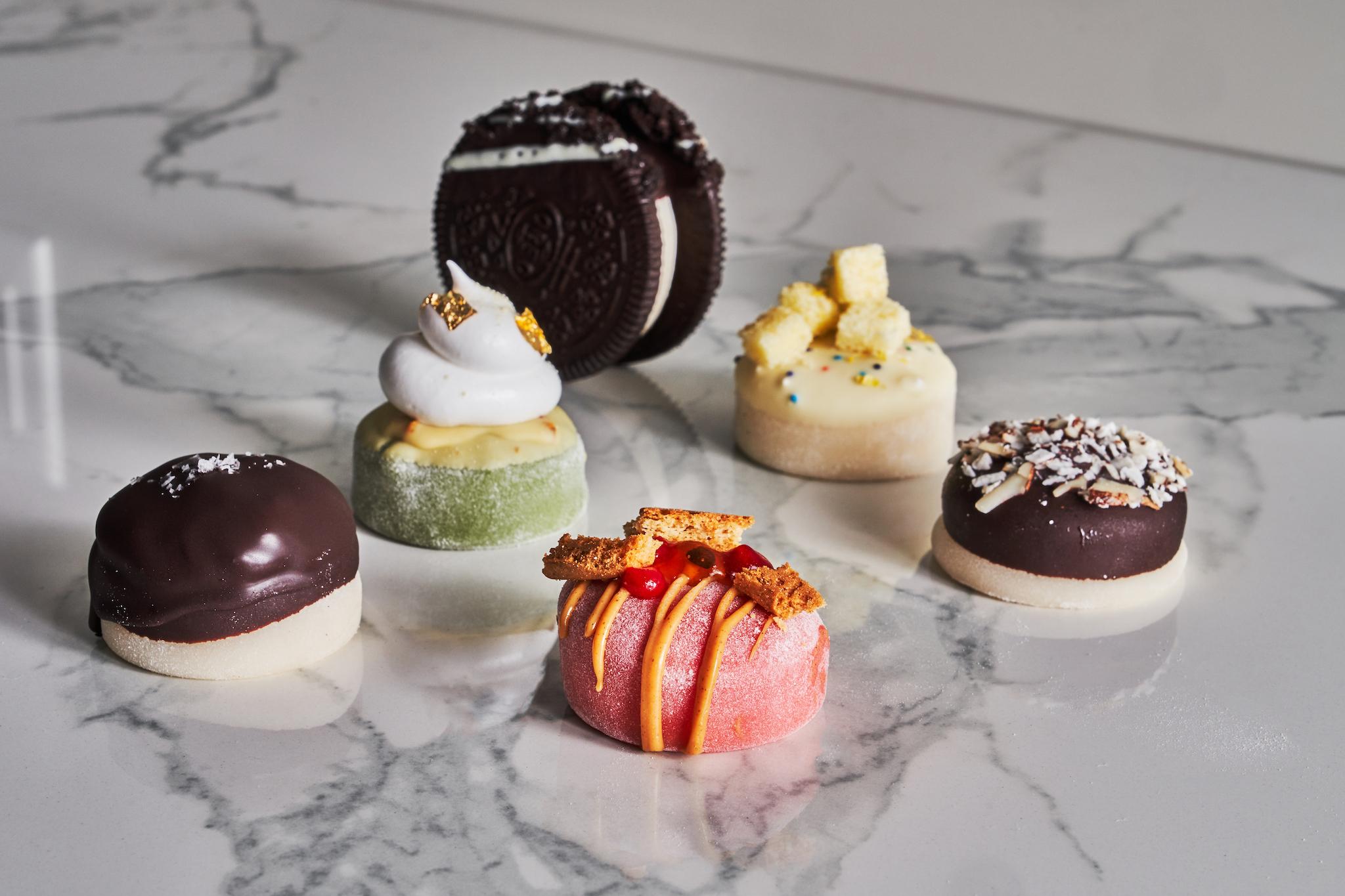 "Mochidoki is New York's ""first"" mochi ice cream-only dessert shop"