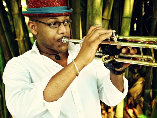 Etienne Charles  (Foto: Cortesía Etienne Charles)