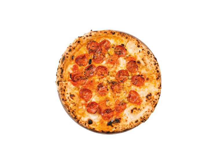 As melhores pizzas ao domicílio