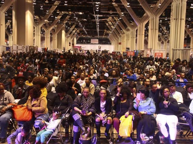 The Black Women's Expo NEXT