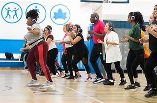 Shape Up NYC: Silent Disco Fitness